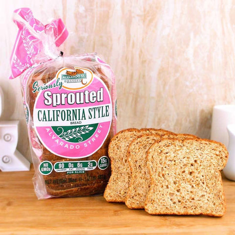 Alvarado California Style Complete Protein Bread - Milk and Eggs - 1