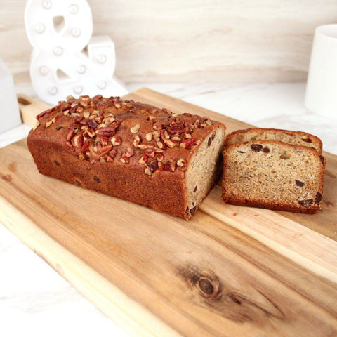Baked Goods - Bread Lounge Banana Bread With Chocolate & Pecans