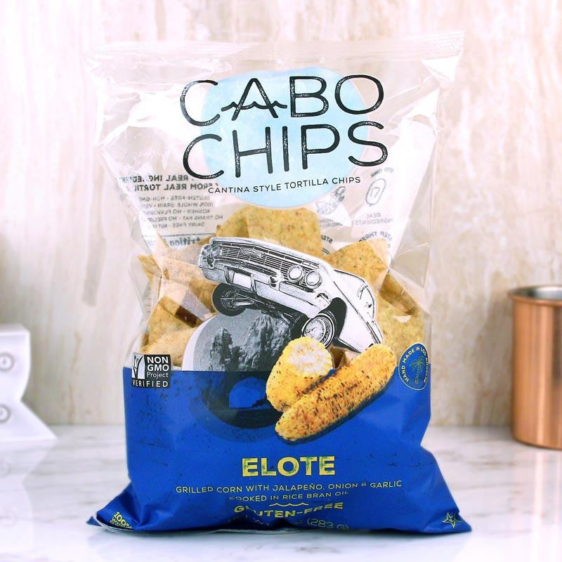 Baked Goods - Cabo Chips Tortilla Chips Elote