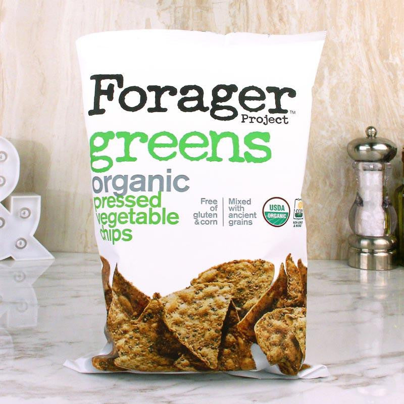 Baked Goods - Forager Project Organic Vegetable Chips Greens