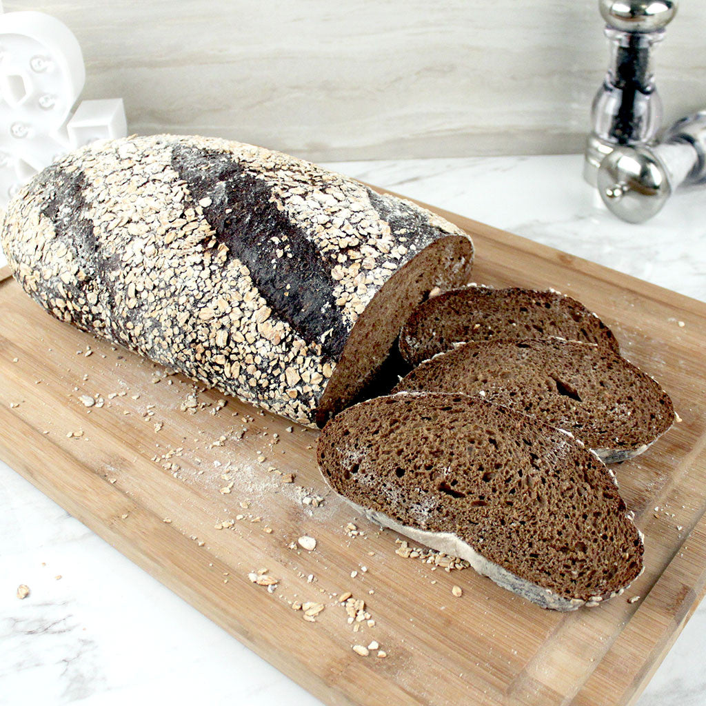 Bread LA Sunflower Poppy Seeds Loaf - Milk and Eggs - 1