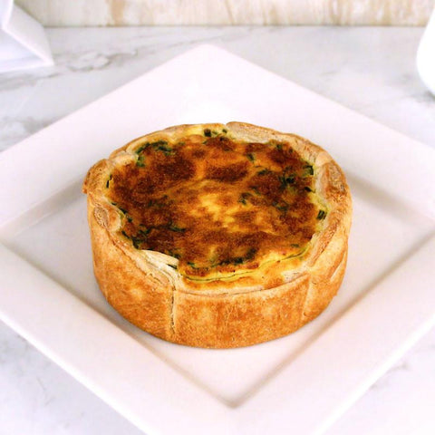 Bread - Bread Lounge Quiche Aegean 7 Oz