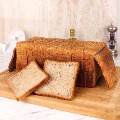 Bread - Bread Lounge Whole Wheat Pullman Sliced