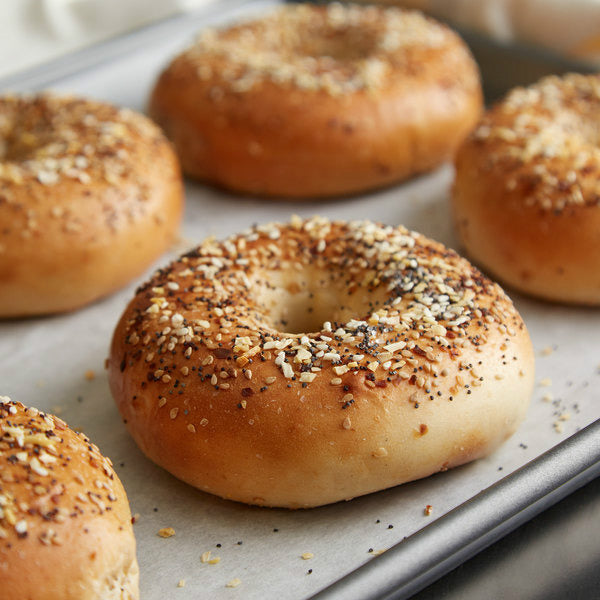 Bread Lounge Bagel Small Mix Seed