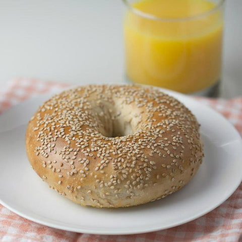 Bread Lounge Bagel Small Sesame