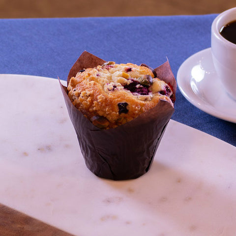 Bread Lounge Muffin Blueberry Vanilla