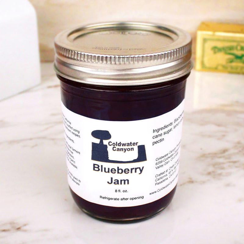 Butter - Coldwater Canyon Jam Blueberry