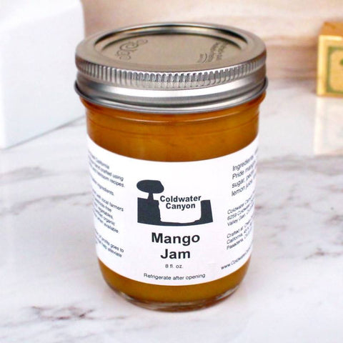 Butter - Coldwater Canyon Jam Mango