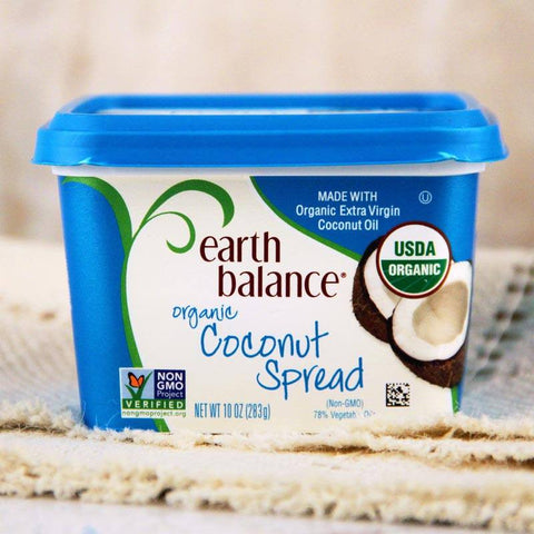 Butter - Earth Balance Organic Coconut Spread