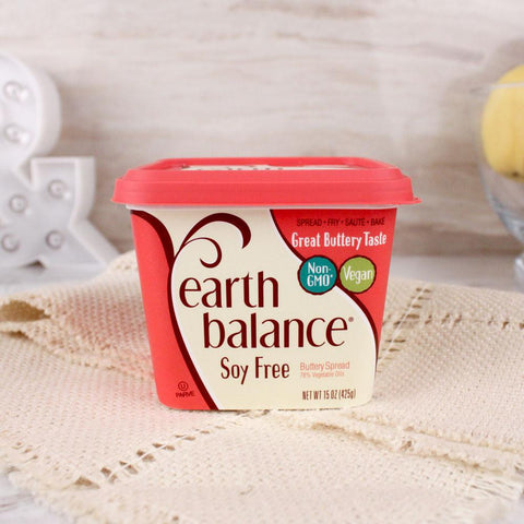 Butter - Earth Balance Organic Soy Free Butter
