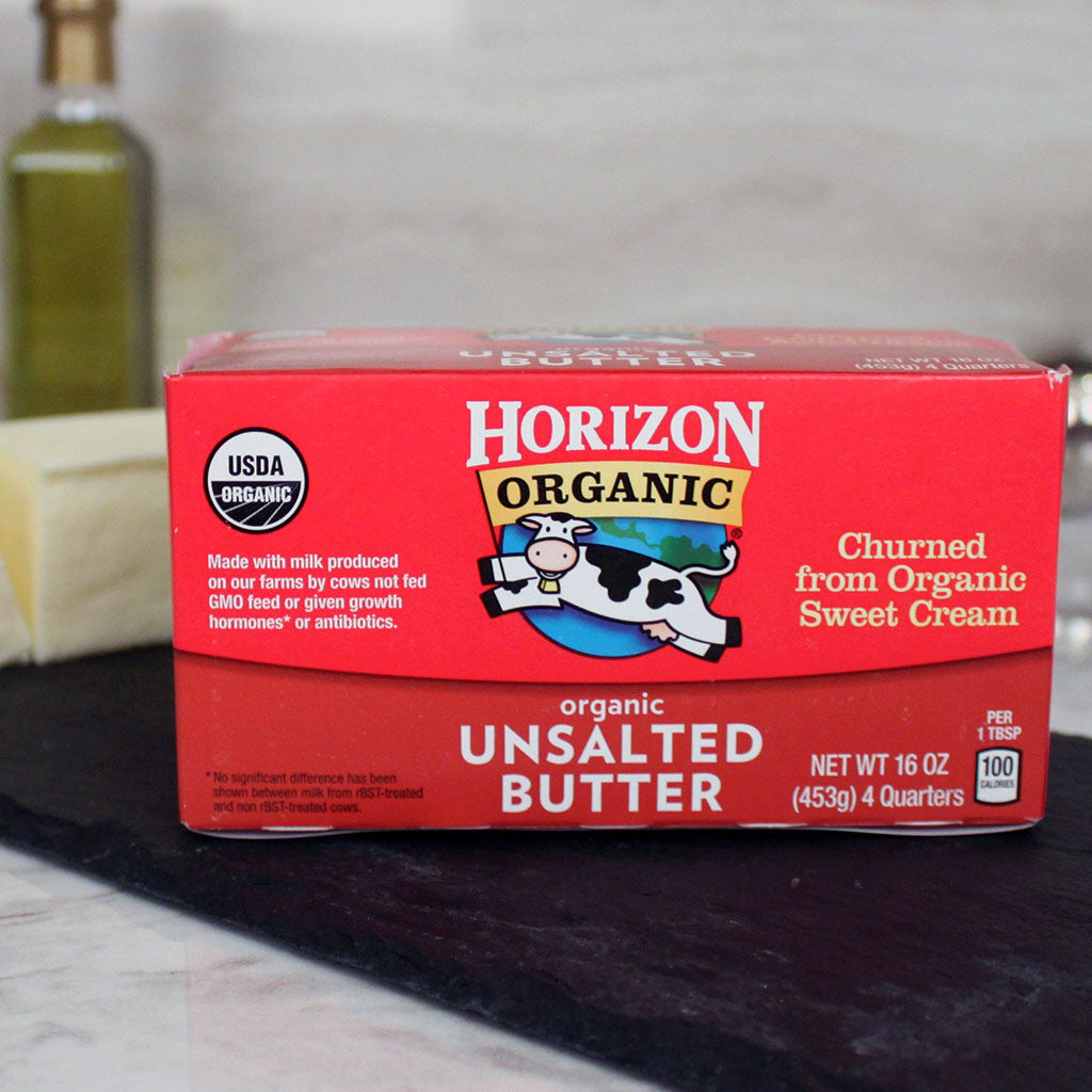Horizon Organic Unsalted Butter - Milk and Eggs - 1