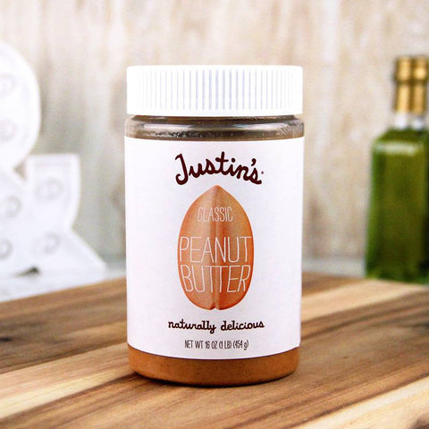 Butter - Justin's All Natural Peanut Butter 16 Oz