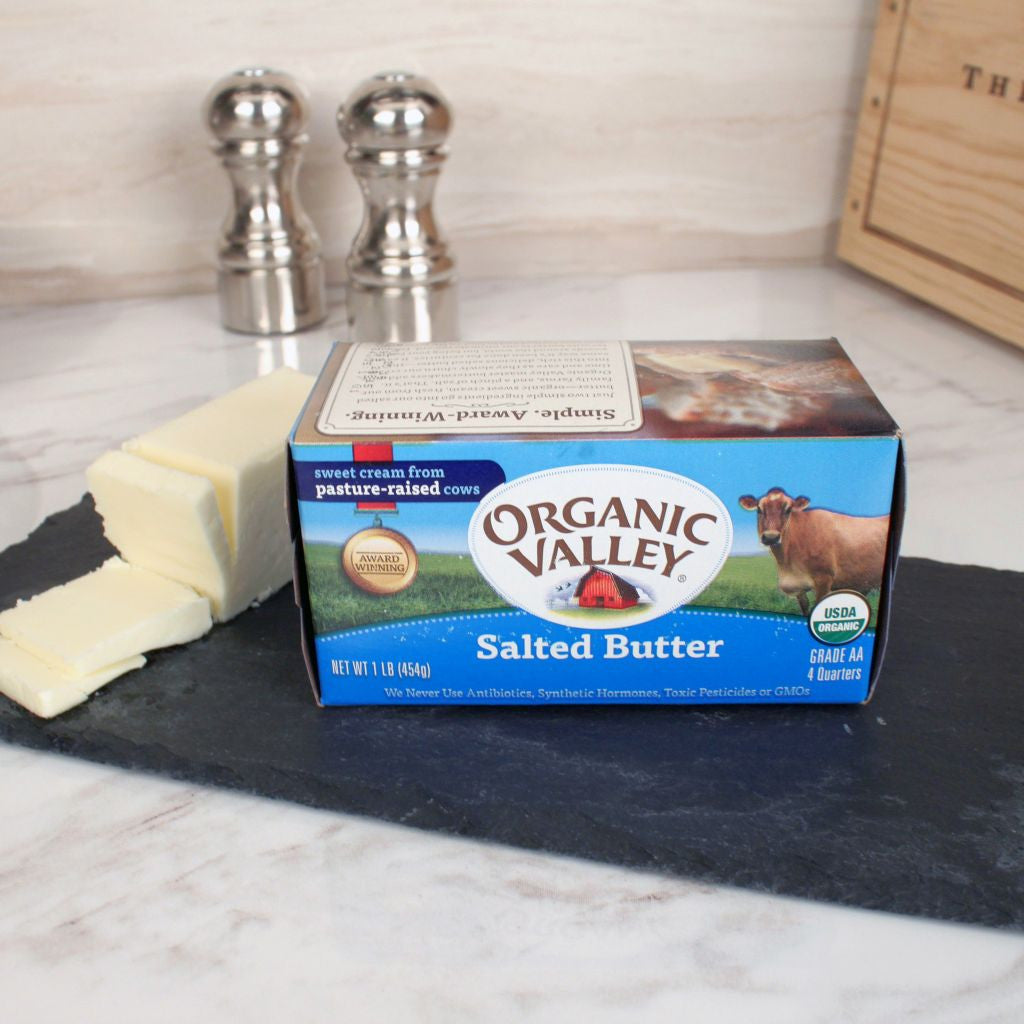 Organic Valley Salted Butter - Milk and Eggs - 1