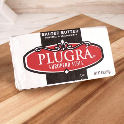 Butter - Plugra European Style Butter Salted