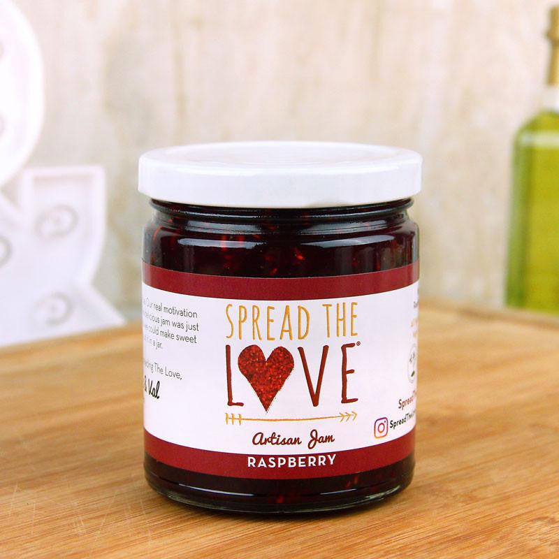 Butter - Spread The Love Artisan Raspberry Jam
