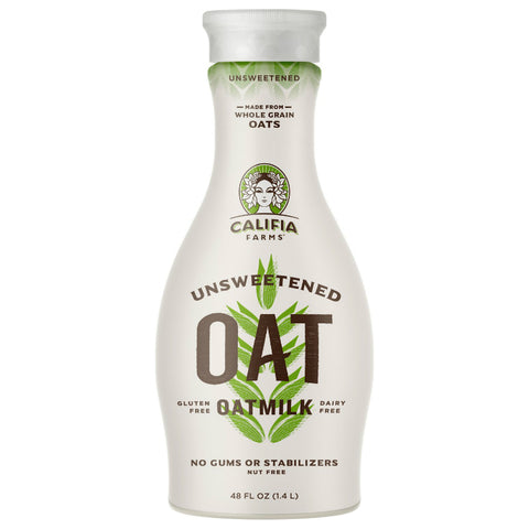 Califia Farms Oatmilk Unsweetened 48oz