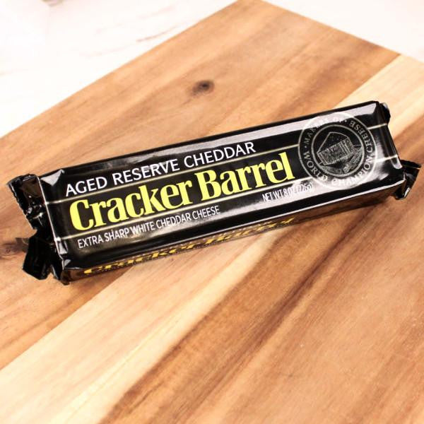 Cheese - Cracker Barrel Cheddar Aged Reserve Block Cheese