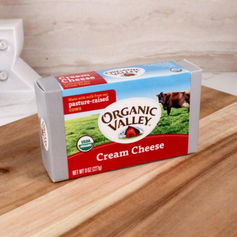 Cheese - Cream Cheese Organic Valley