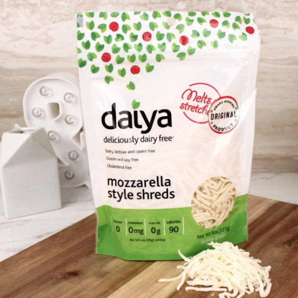 Cheese - Daiya Imitation Mozzarella Style Shreds