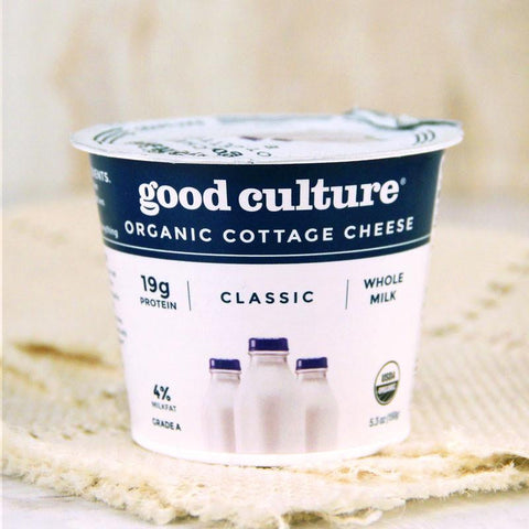 Cheese - Good Culture Organic Cottage Cheese Classic