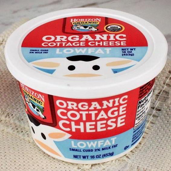 Attractive Cheese   Horizon Organic Cottage Cheese Lowfat