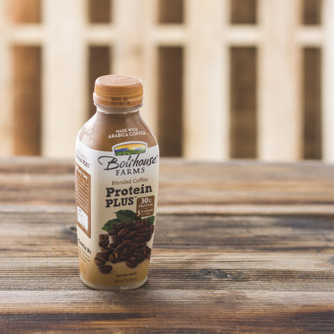 Bolthouse Farms Protein Plus Blended Coffee - Milk and Eggs