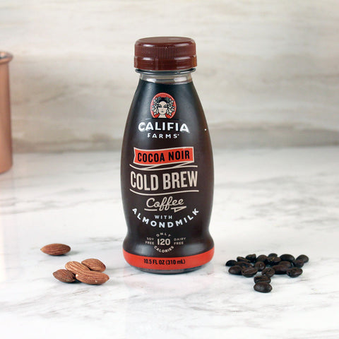 Califia Farms Cold Brew Cocoa Noir 10.5oz - Milk and Eggs - 1