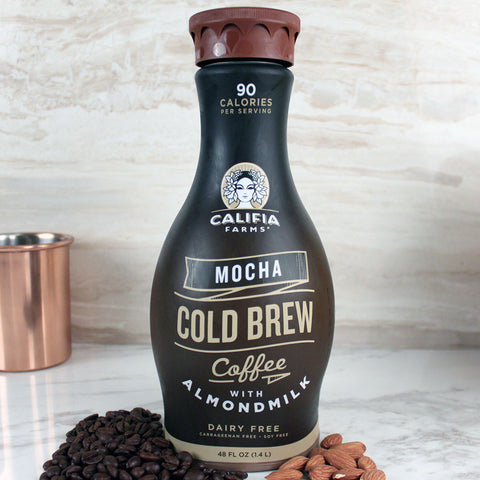 Califia Farms Cold Brew Mocha 48oz - Milk and Eggs