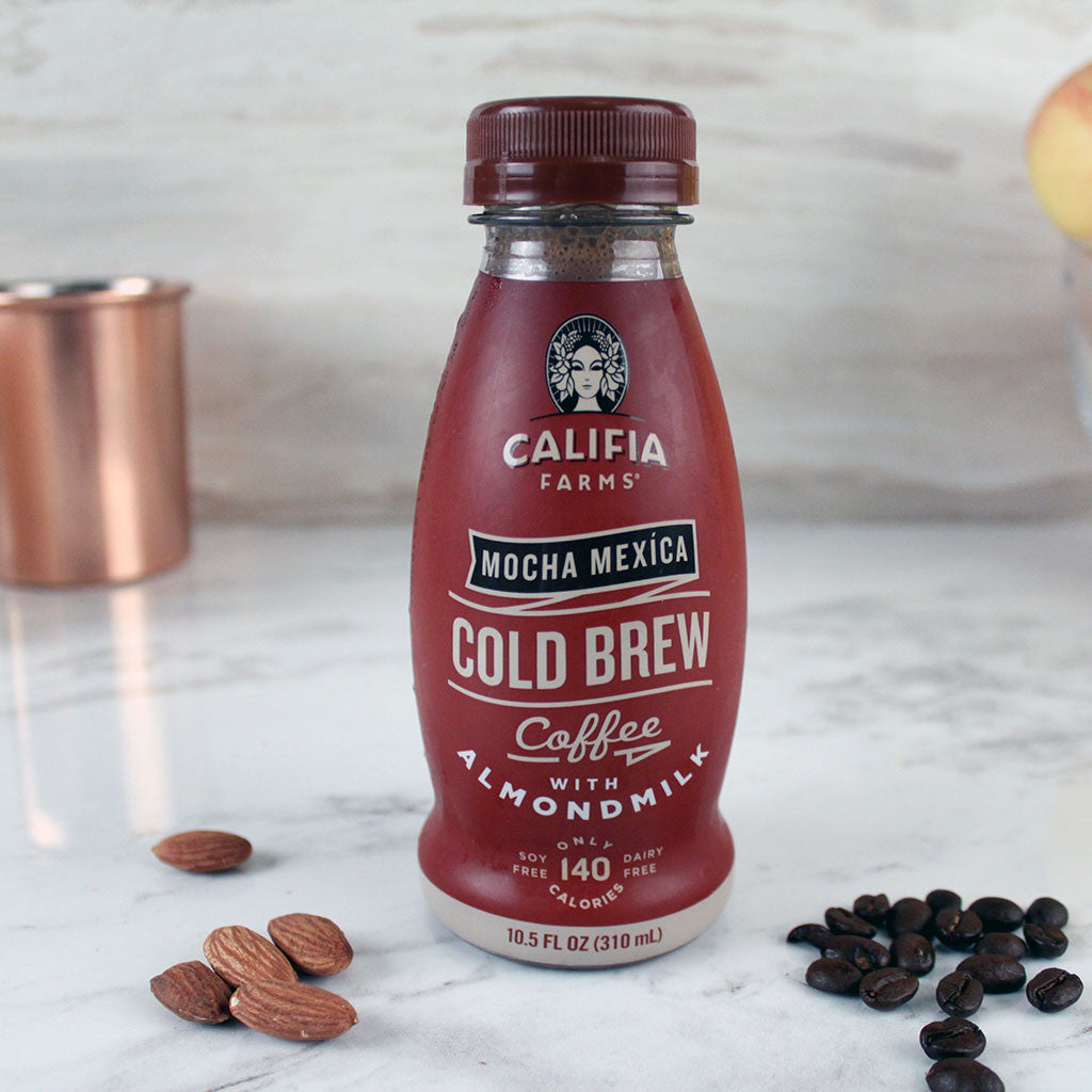 Califia Farms Cold Brew Mocha Mexica 10.5oz - Milk and Eggs - 1