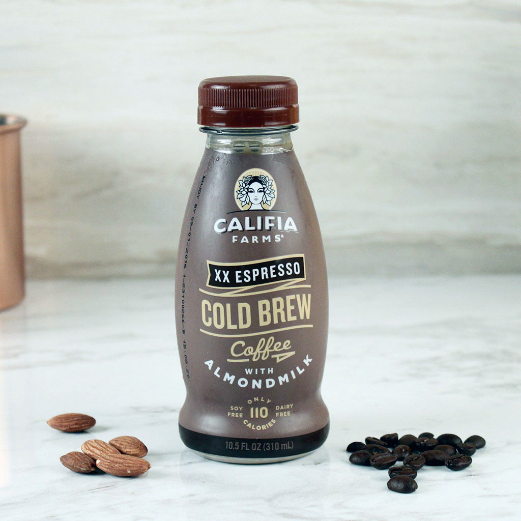 Califia Farms Cold Brew XX Espresso 10.5oz - Milk and Eggs - 1