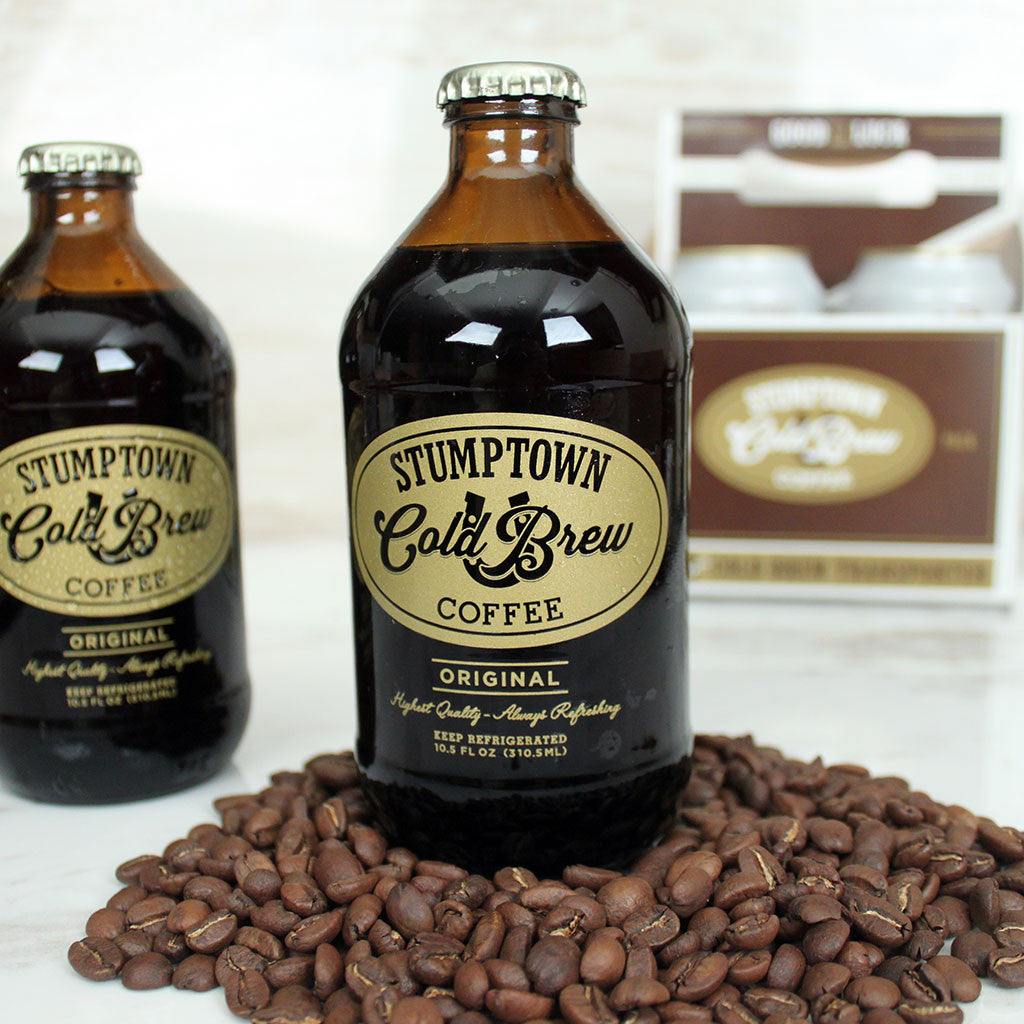 Stumptown Cold Brew Original - Milk and Eggs
