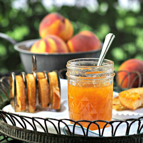 Coldwater Canyon Jam Peach