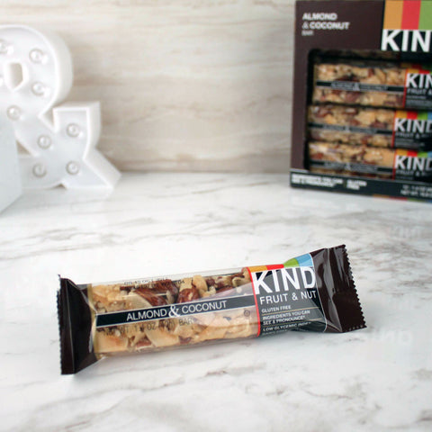 Kind Almond & Coconut Bar - Milk and Eggs - 1