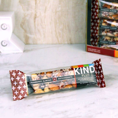 Cookies - Kind Cranberry Almond Macadamia Nut + Antioxidants Bar