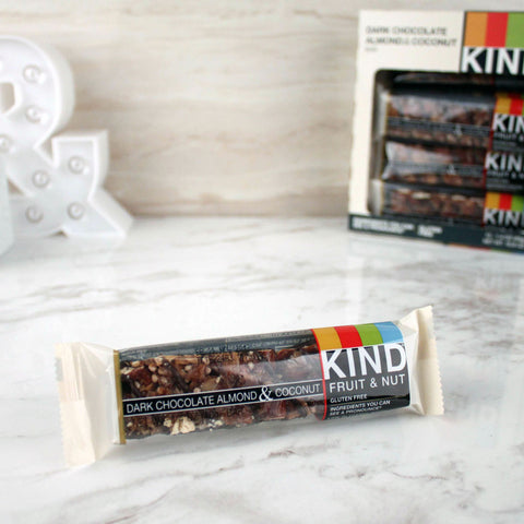 Kind Dark Chocolate Almond Coconut Bar - Milk and Eggs - 1