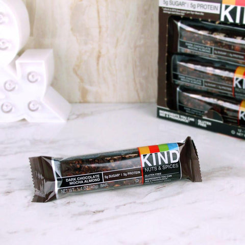 Cookies - Kind Dark Chocolate Mocha Almond Bar