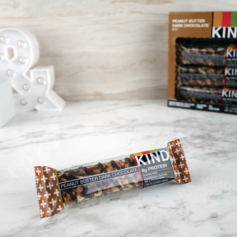 Kind Peanut Butter Dark Chocolate Bar - Milk and Eggs - 1