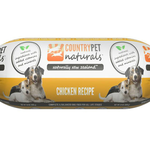 Country Pet Dog Food Chicken