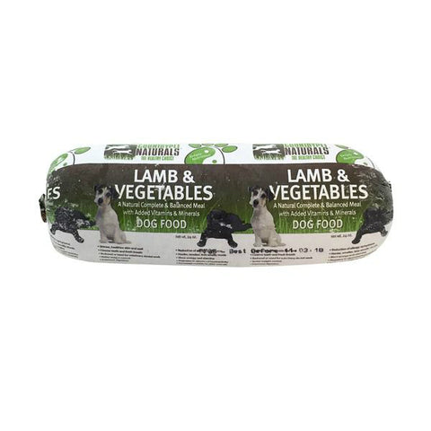 Country Pet Dog Food Lamb And Vegetable