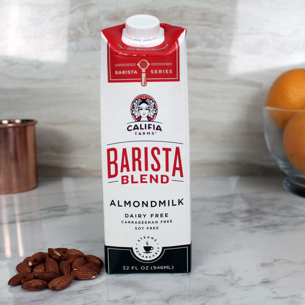 Califia Farms Barista Blend Creamer Almondmilk 32oz - Milk and Eggs