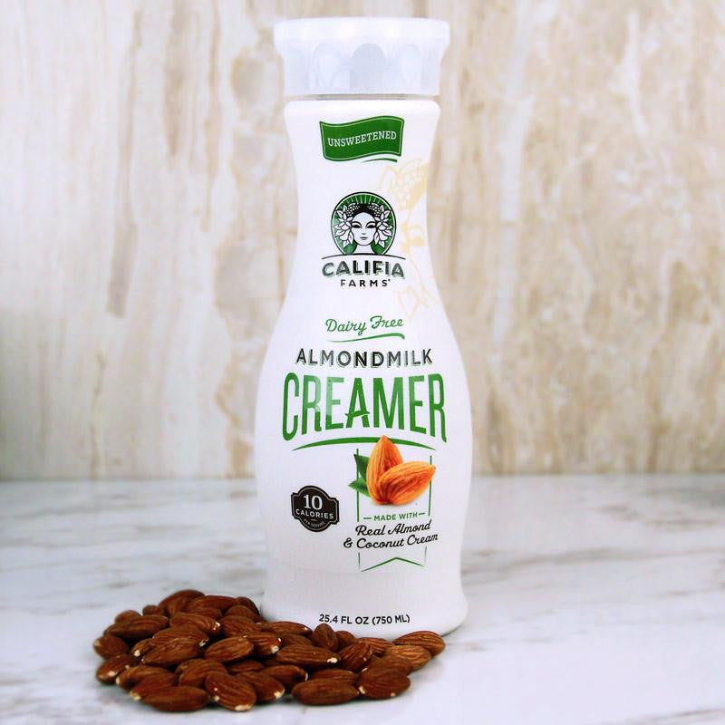 Creamer - Califia Farms Creamer Unsweetened Almondmilk 25 Oz