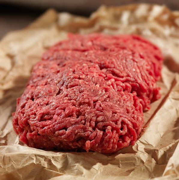 Ground Beef Grass Fed Hat Creek Ranch 1 LB by Crowd Cow