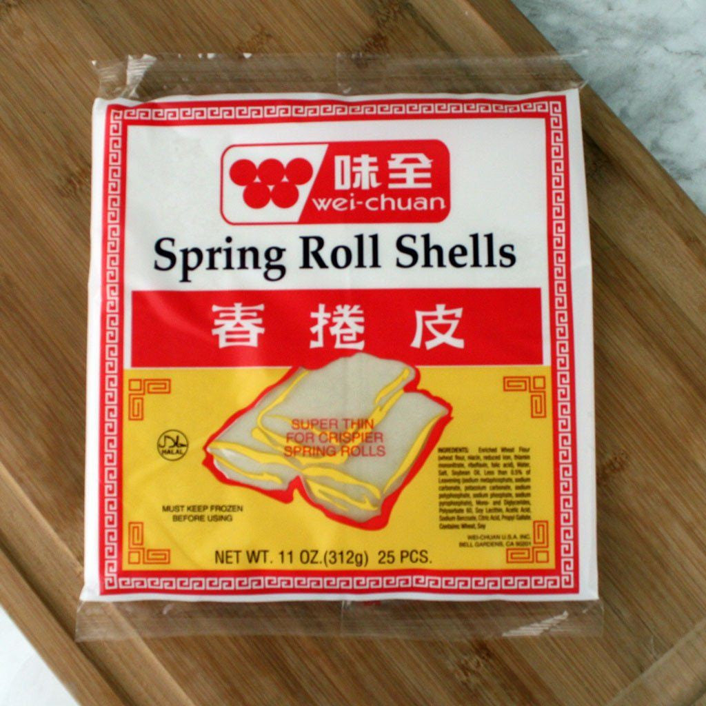 Ethnic Breads - Wei Chuan Spring Roll Shells