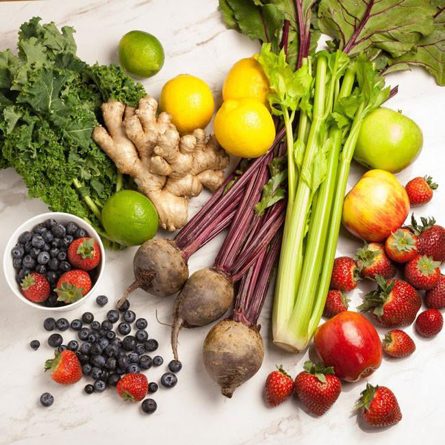 Farm Box - Fruit And Veggie Cleanse 12.5 Lb Bag