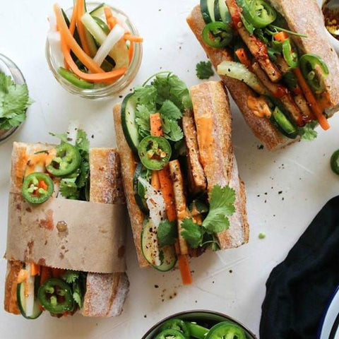 Farm Box - Tofu Banh Mi Sandwich Kit (2 For $12)