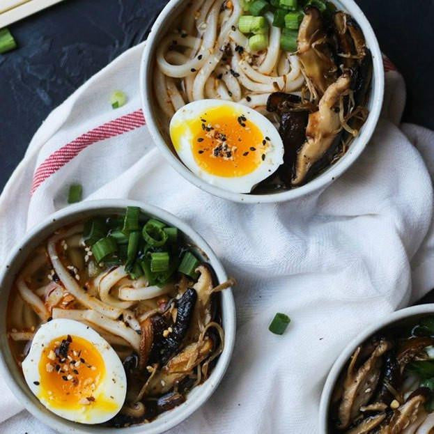 Farm Box - Udon Soup With Pork Bones Meal Kit (2 For $12)