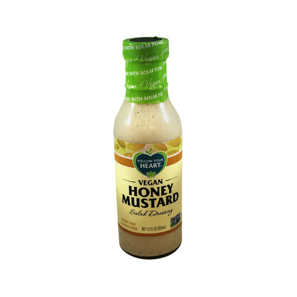 Follow Your Heart Honey Mustard Dressing