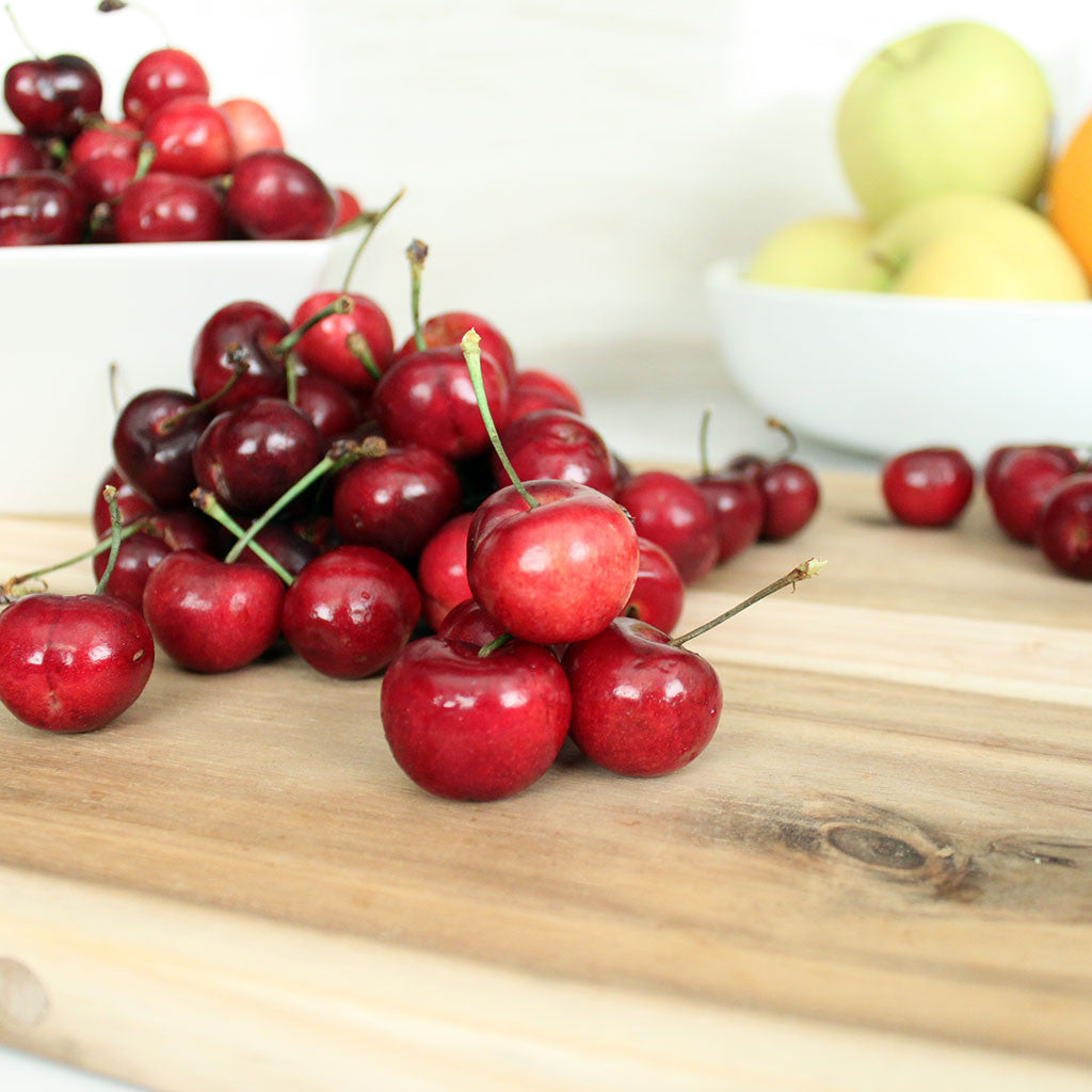 Cherries - Milk and Eggs