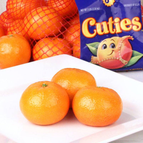 Fruit - Cuties Mandarin Oranges 3lb