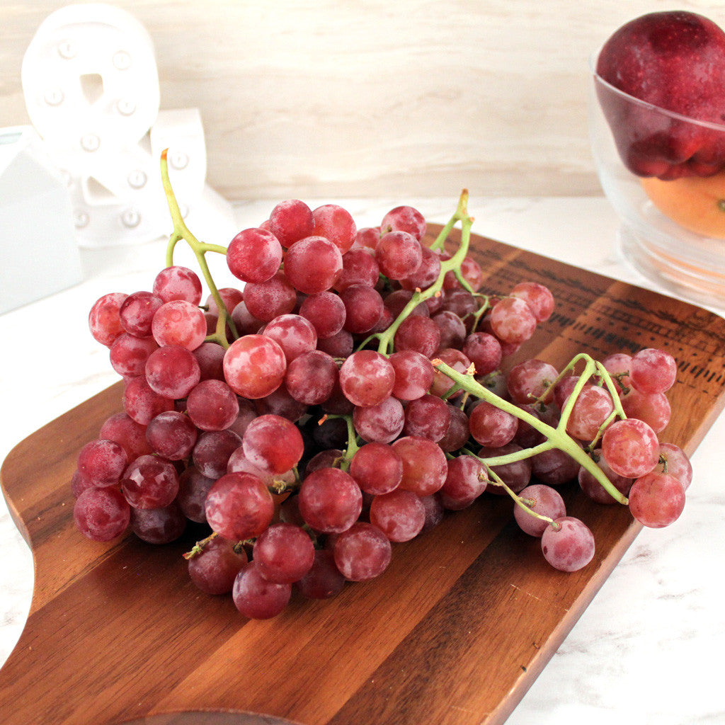 Holiday Red Seedless Grapes - Milk and Eggs - 1